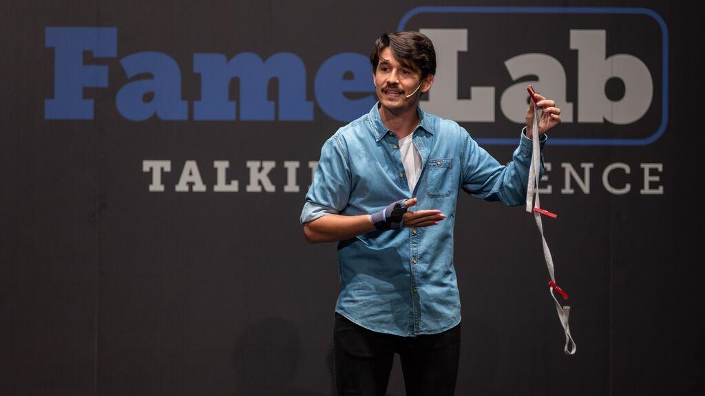"""Jesús Victorino, ganador de 'Famelab España 2021': """"La divulgación científica está infravalorada"""""""