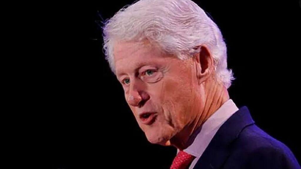 Bill Clinton, ingresado por una infección
