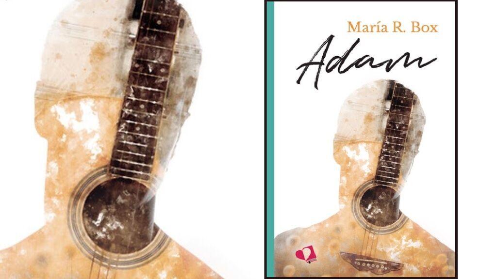'Adam' dos seres imperfectos en un libro sincero