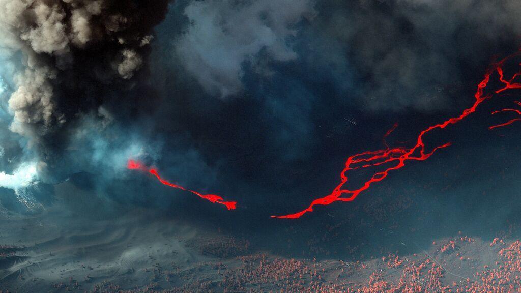 """El volcán de La Palma es """"el más grave que ha sufrido Europa en los últimos 100 años"""""""