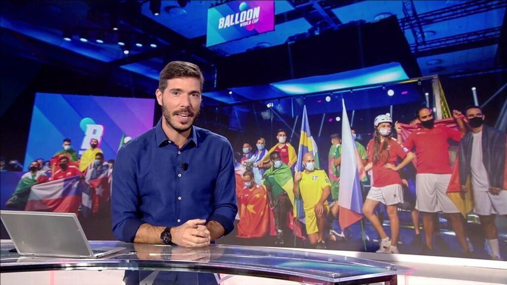Pablo Pinto, sobre el Mundial de Globos de Ibai y Piqué.