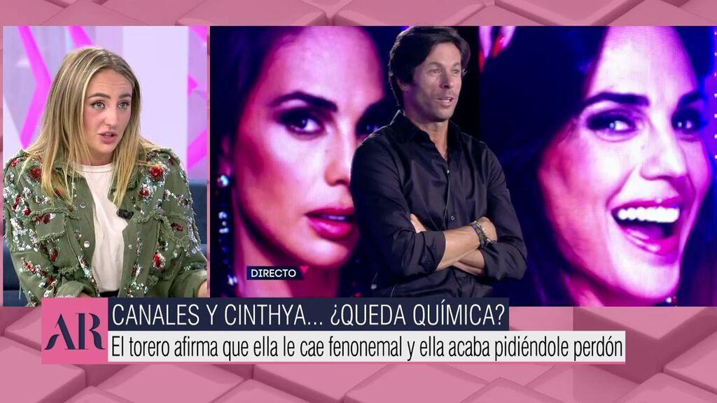 Rocío Flores opina sobre la reconciliación de Cynthia Martínez y Canales Rivera