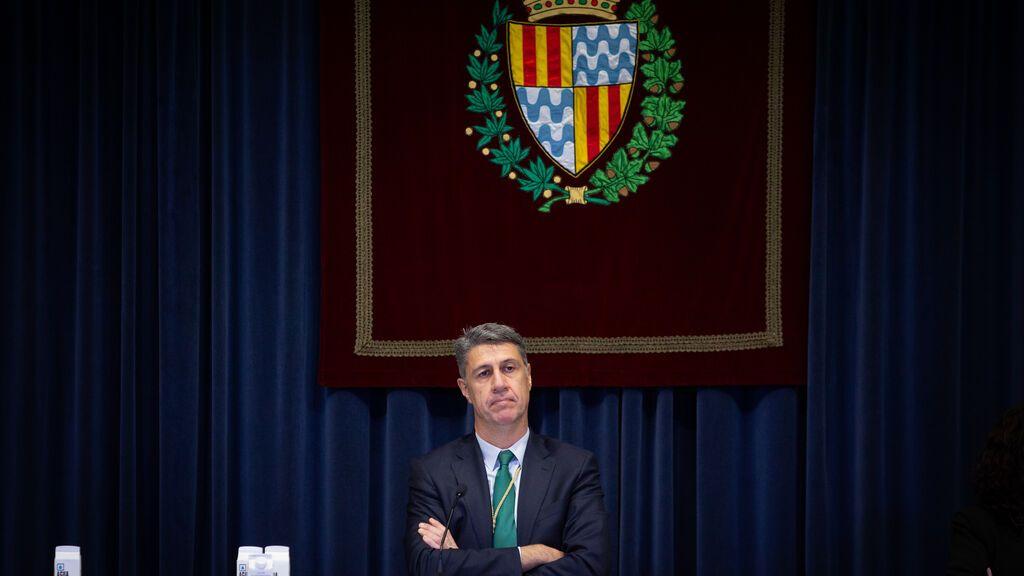 """Sin noticias de Albiol en Badalona mientras la oposición exige la """"dimisión inmediata"""""""