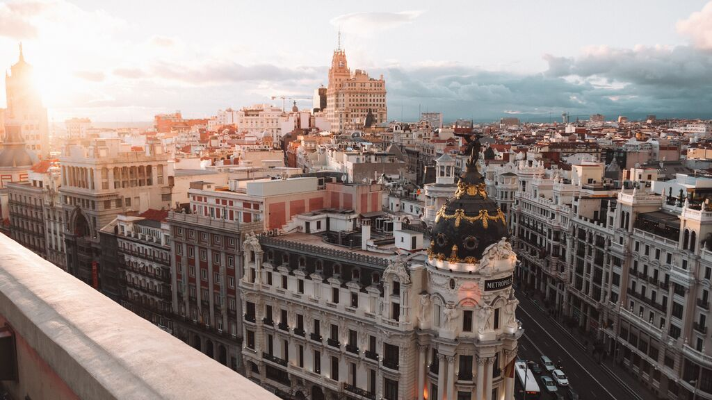 Madrid plató de series, el 71% de los rodajes se llevan a cabo en la capital