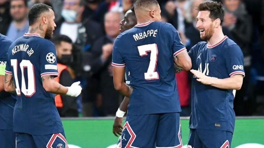 Mediaset España emitirá cinco partidos del PSG en la Ligue 1, el primero de ellos Le Classique contra el Olympique de Marsella