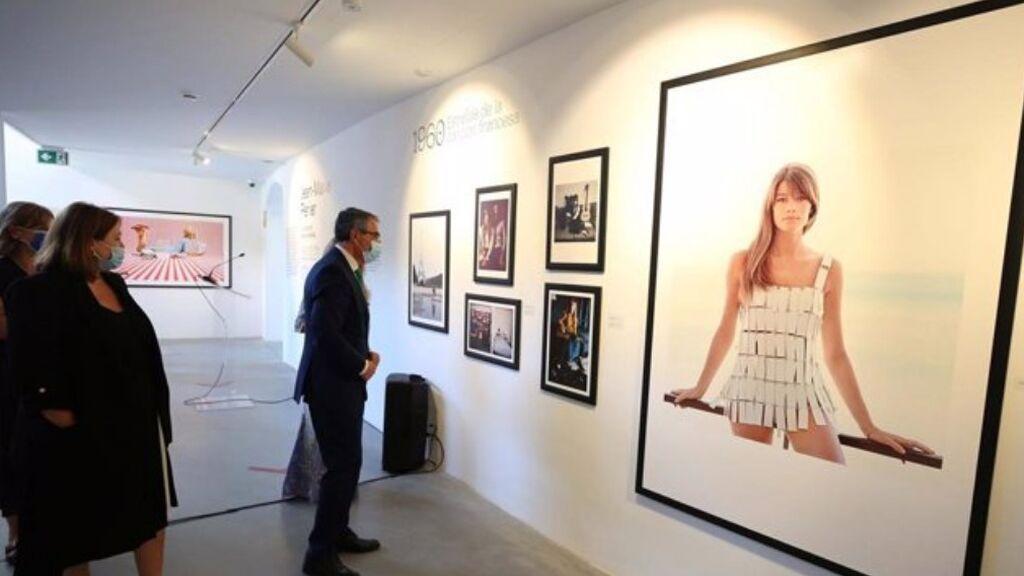 Visitamos la primera exposición que se hace en España de Jean Marie Pèrier