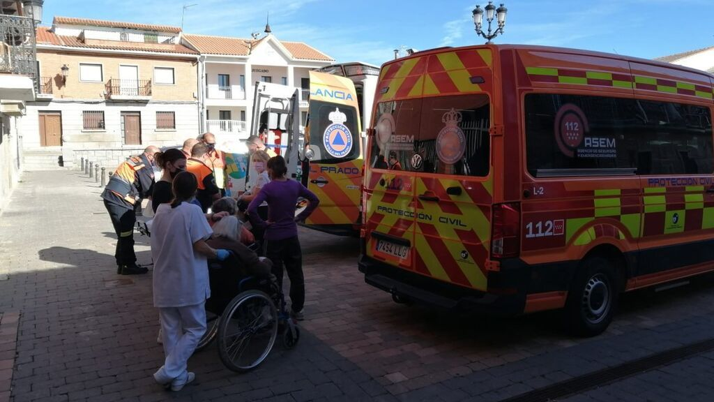 Detenido el autor del incendio en una residencia en la que murió una anciana y 35 personas fueron desalojadas en Madrid