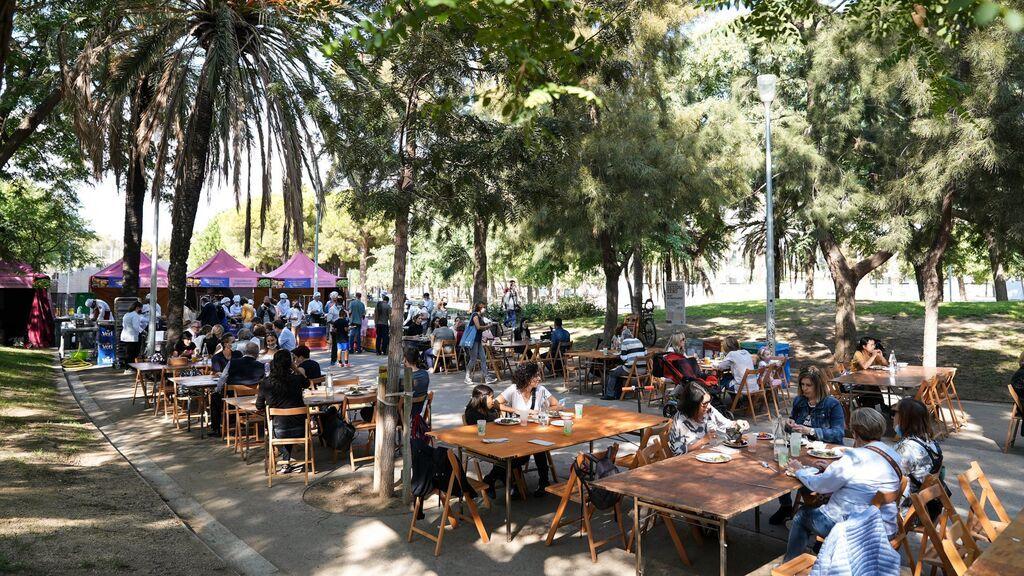 Día Mundial de la Alimentación: Barcelona organiza una comida para 200 personas con alimentos recuperados