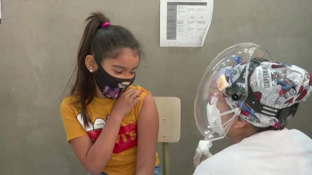 Argentina comienza a vacunar contra la Covid a los niños mayores de tres años