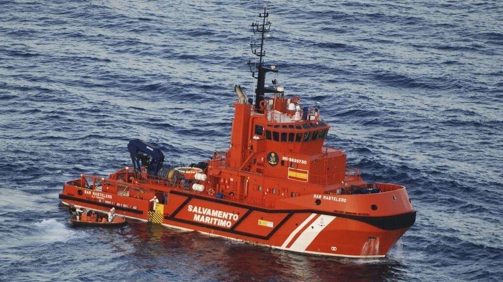 Localizados los cuerpos de dos de las personas que viajaban en la embarcación siniestrada en Trafalgar