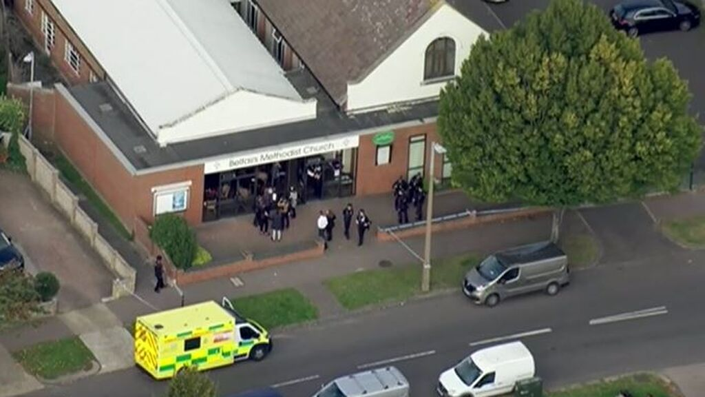 """La Policía británica declara el asesinato del diputado David Amess como un """"atentado terrorista"""""""