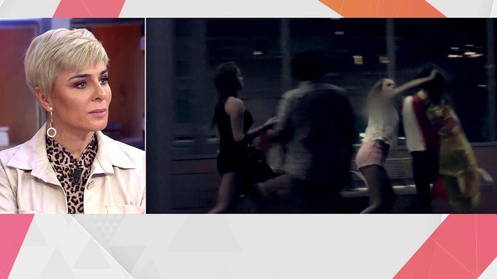 Ana María Aldón defiende a Gloria Camila