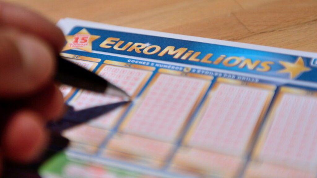Un acertante gana en Francia 220 millones de euros en el mayor bote de la historia del Euromillones