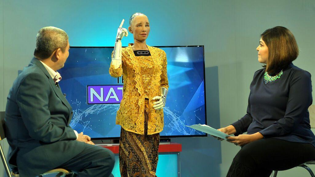 La robot Sophia quiere ser madre: '¿Sueñan los androides con bebés eléctricos?