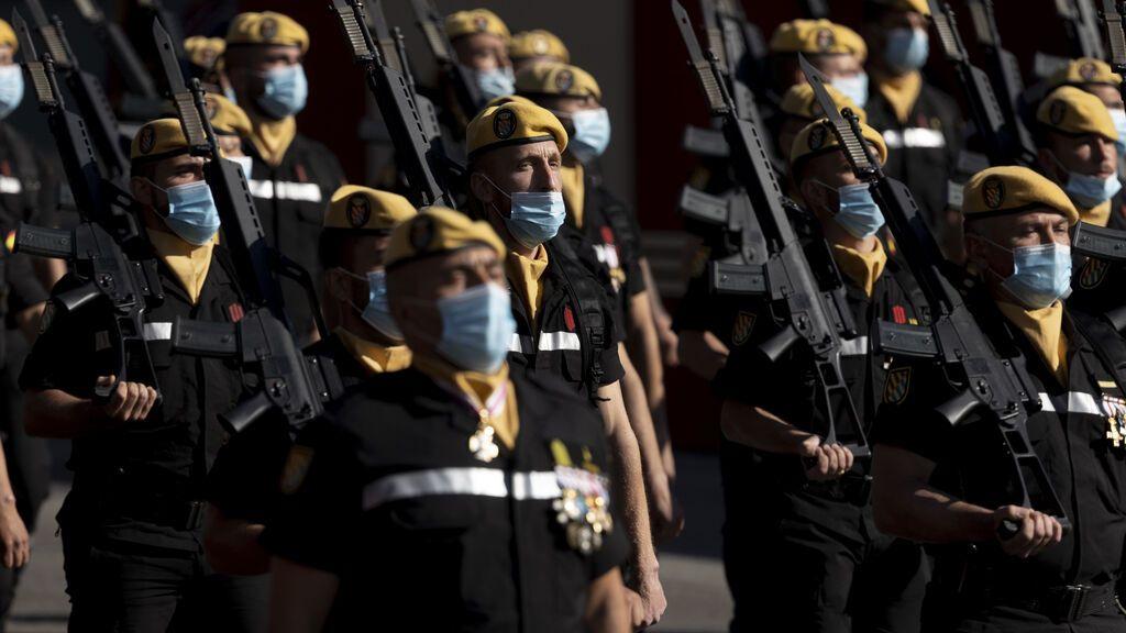 """Los militares reclaman un sueldo digno y avisan: """"Hay un problema a medio plazo de seguridad nacional"""""""