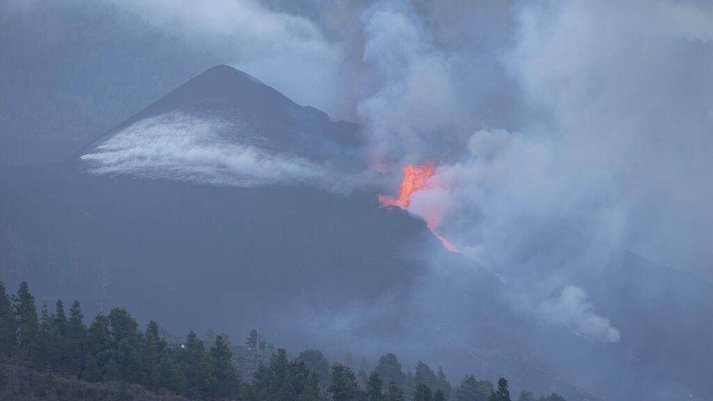 La Palma registra un seísmo de 4,6 grados, el de mayor magnitud hasta ahora