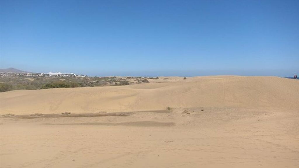 Un tsunami podría estar detrás del origen de las dunas de Maspalomas, en Gran Canaria