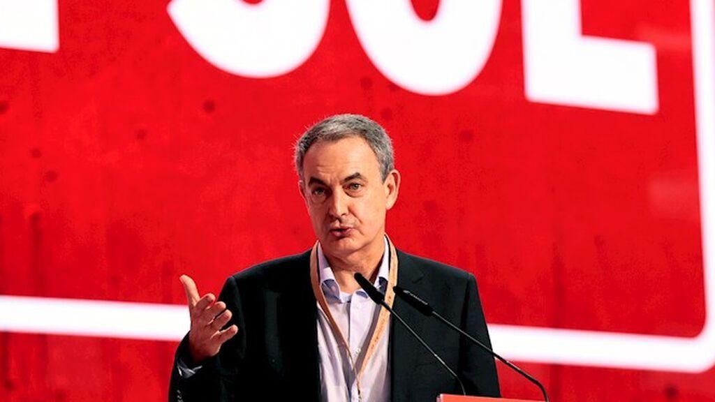 El emocionado recuerdo de Zapatero a Rubalcaba