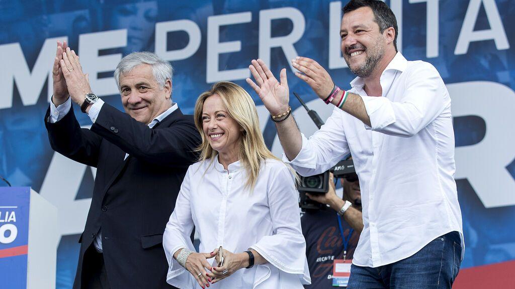 La política italiana utiliza el fascismo como señuelo