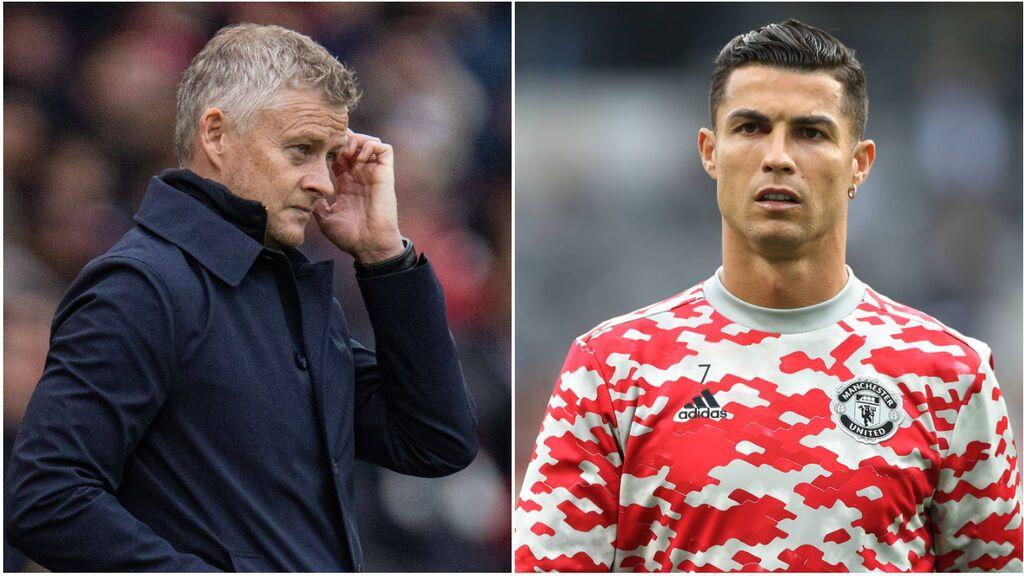 Se tensa la cuerda entre Cristiano Ronaldo y Solskjaer: las exigencias del portugués tras ser suplente