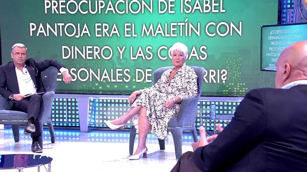 Teresa Rivera duda de la paternidad de Kiko Rivera