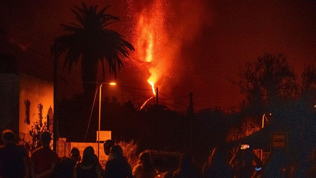Última hora del volcán de La Palma: se cumplen 4 semanas desde su erupción, con más de 736,9 hectáreas afectadas
