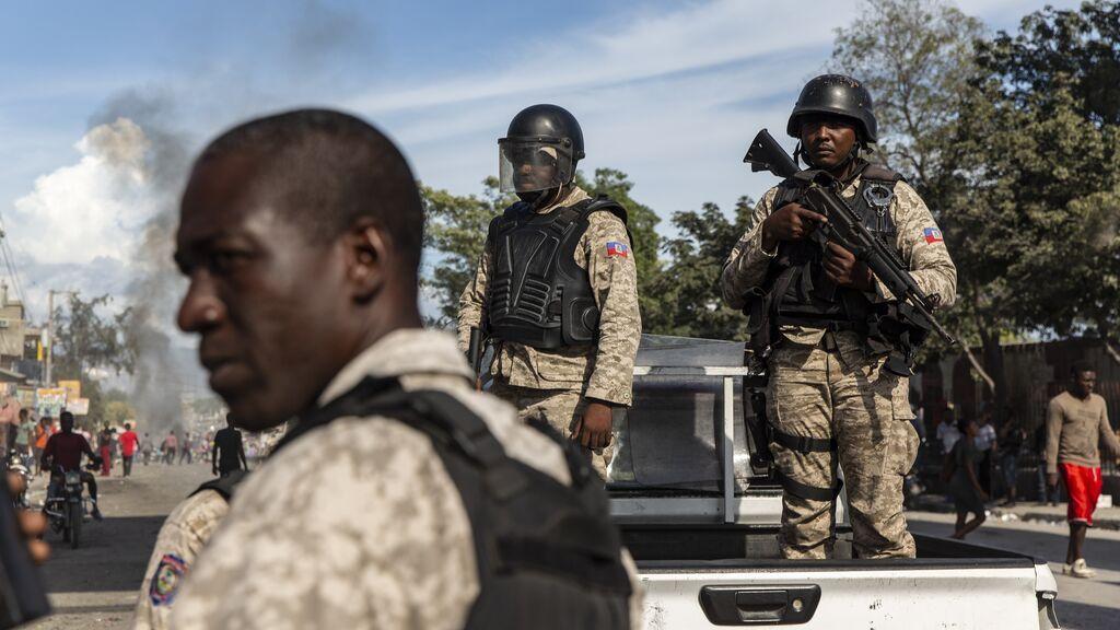 Secuestran a 17 misioneros de EEUU y a sus familias, entre ellos niños y mujeres, en Haití