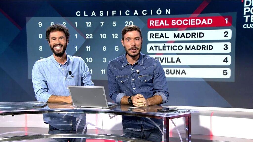 """""""Qué espectáculo la Primer, mientras que en La Liga tenemos que ver un gol en dos partidos"""""""