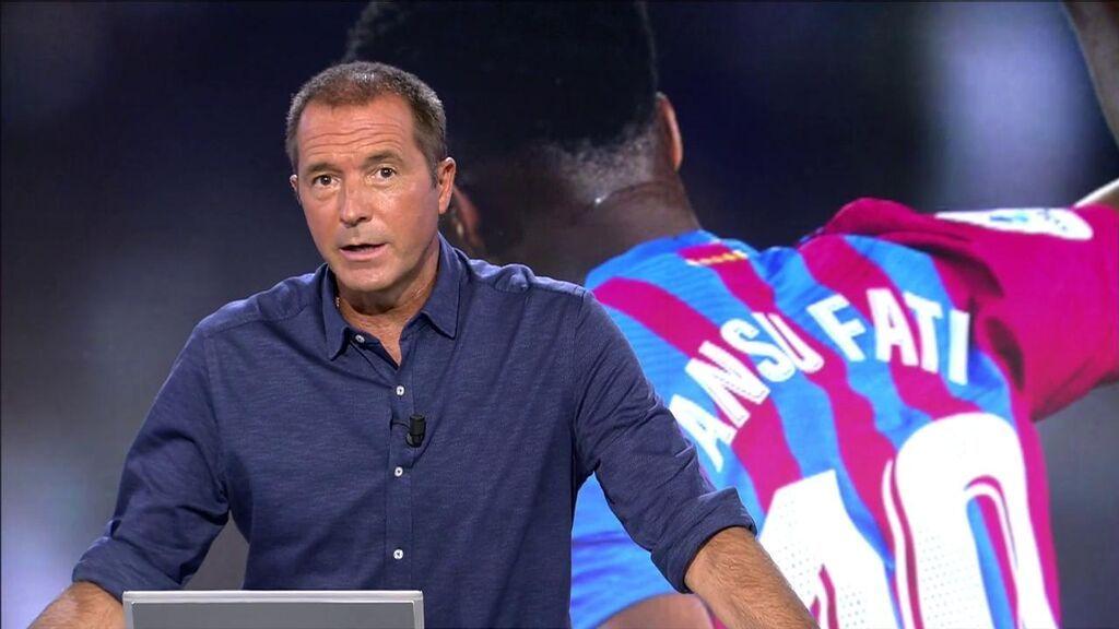 Manu Carreño, sobre la semana que tiene por delante el Barcelona.