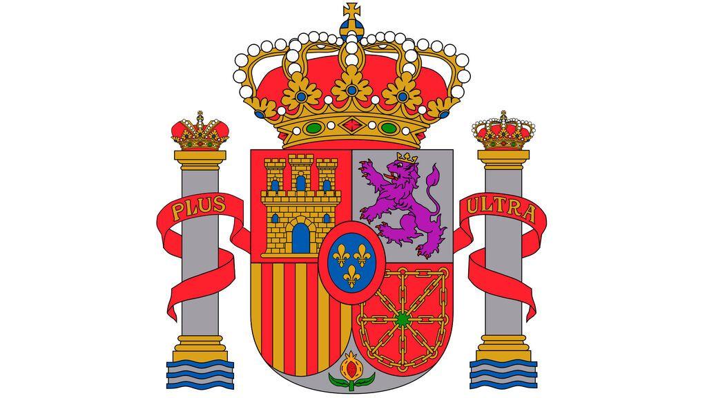 ¿Sabes qué significa cada uno de los elementos del escudo de España?