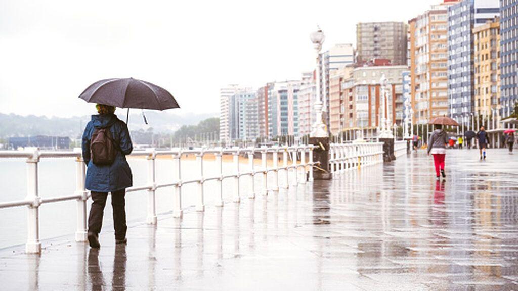 La lluvia, el viento y el frío aparecerán esta semana en estas zonas de España