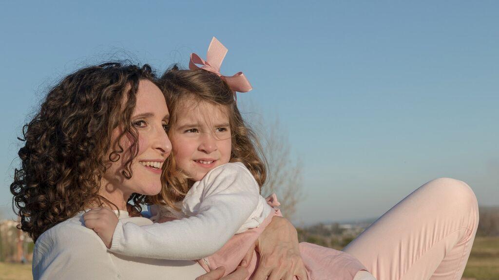 La historia de Ingrid, a la que diagnosticaron cáncer estando embarazada