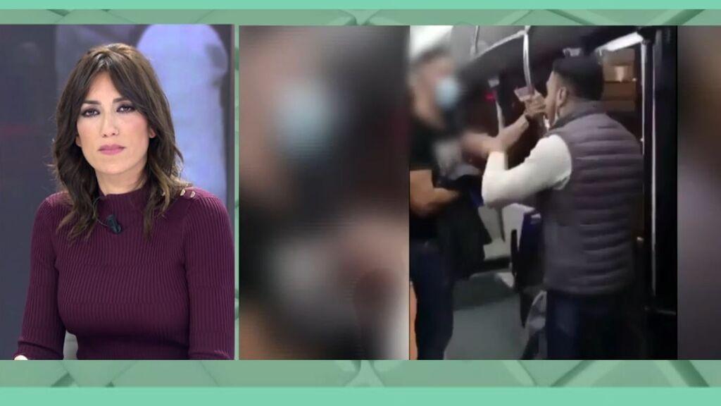 La abogada de la agresión al policía en un autobús por reclamar la mascarilla