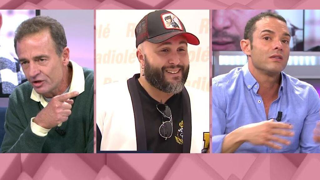 Lequio y Rossi confiesan por qué Kiko Rivera no fue al 'Deluxe'