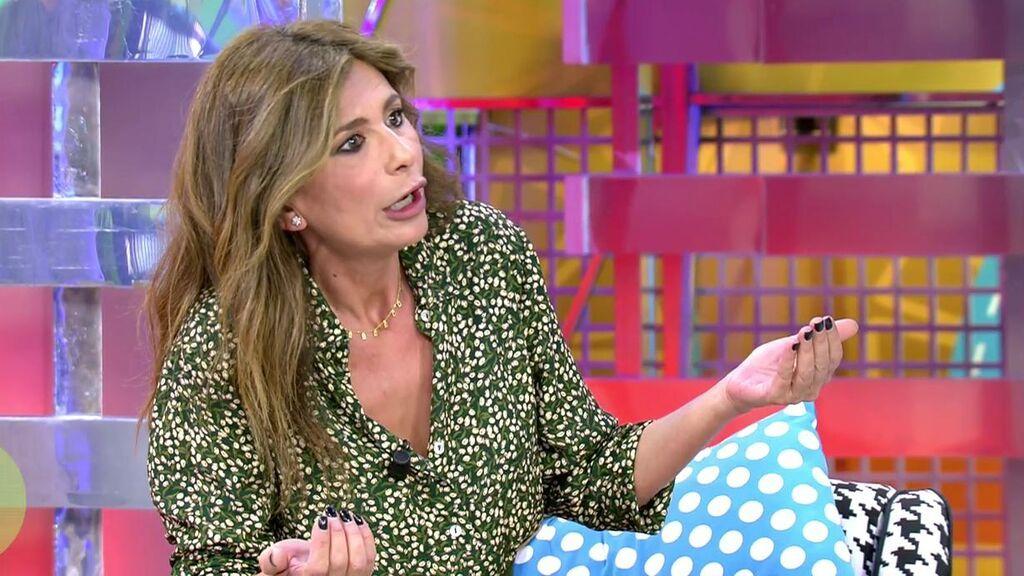 "Gema López se enfrenta a Kiko Matamoros por el ""juego sucio"" de Teresa Rivera"