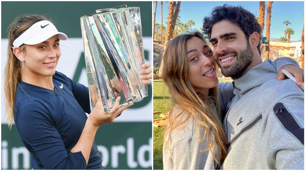 Paula Badosa y Juan Betancourt mantienen una relación desde este verano