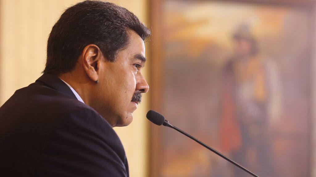 Maduro rompe las negociaciones con la oposición tras la detención de Saab
