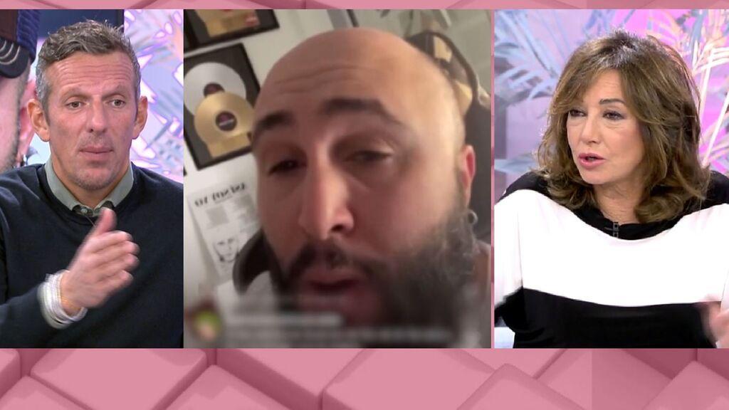 Las reacciones de los presentadores a las duras críticas de Kiko Rivera