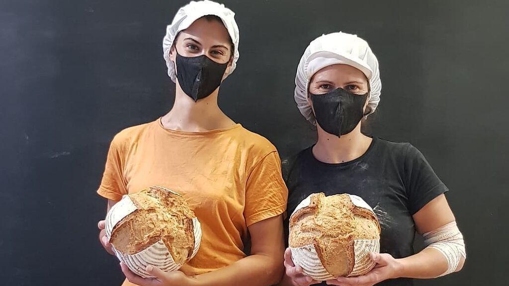 Subir el pan para ganarse el pan, la difícil decisión de Ester