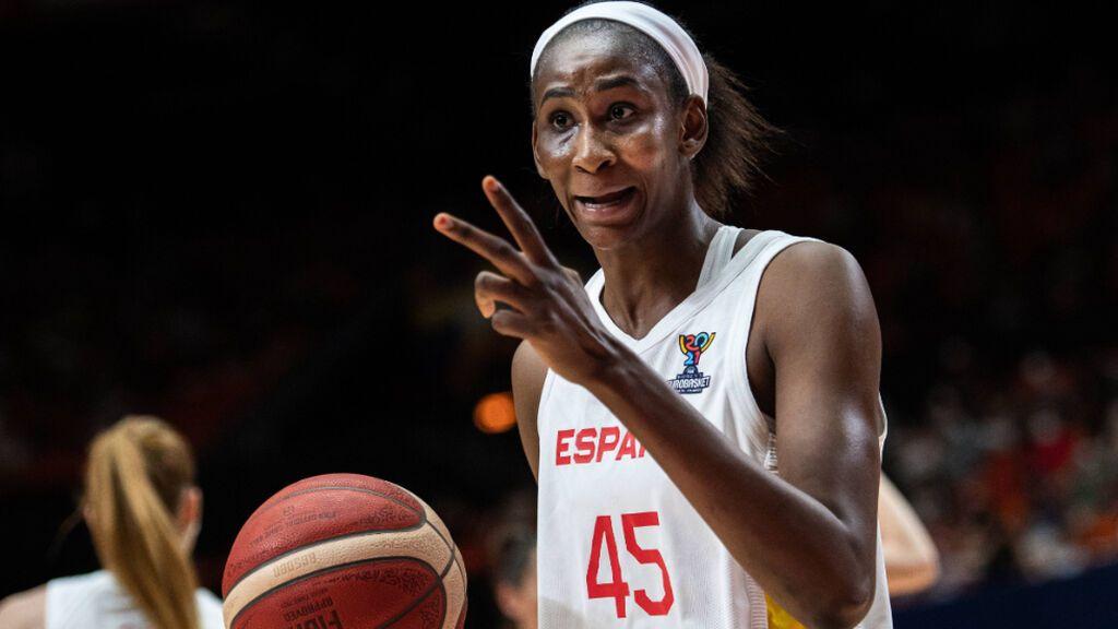 Astou Ndour se convierte en la tercera española en ganar la NBA femenina