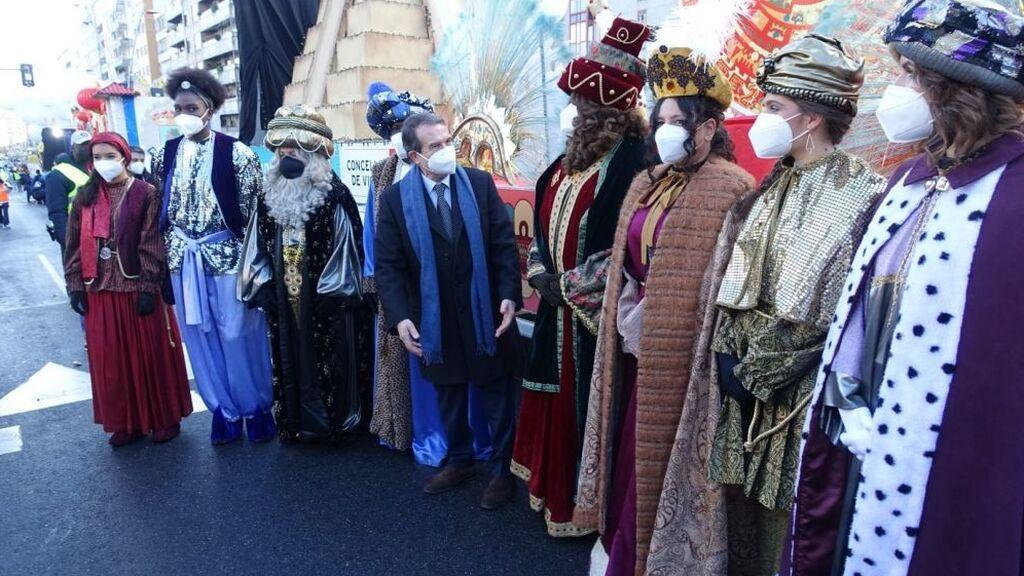 Vigo tendrá doble cabalgata de Reyes Magos: una 'estática' por la mañana y desfile por la tarde desde Venezuela a Coia