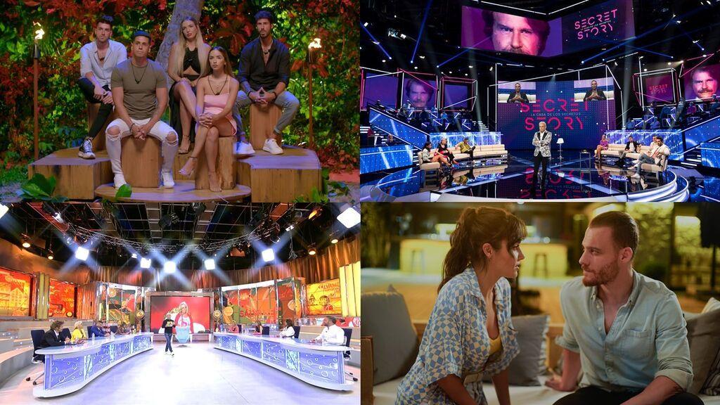 Mediaset España, grupo audiovisual líder en consumo de vídeo digital en septiembre con Mitele y Telecinco como la plataforma y el canal de televisión más vistos