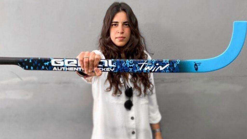 """La jugadora de hockey Teresa Bernadas denuncia un diagnóstico médico: """"Conducta homosexual de alto riesgo"""""""