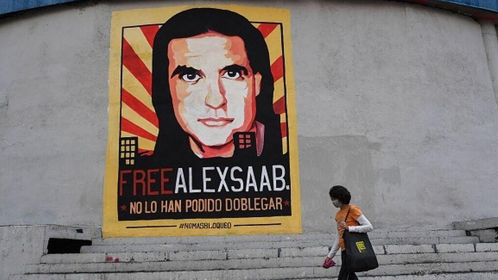 """La """"braga naranja"""" de Alex Saab y el oscuro panorama del gobierno venezolano"""