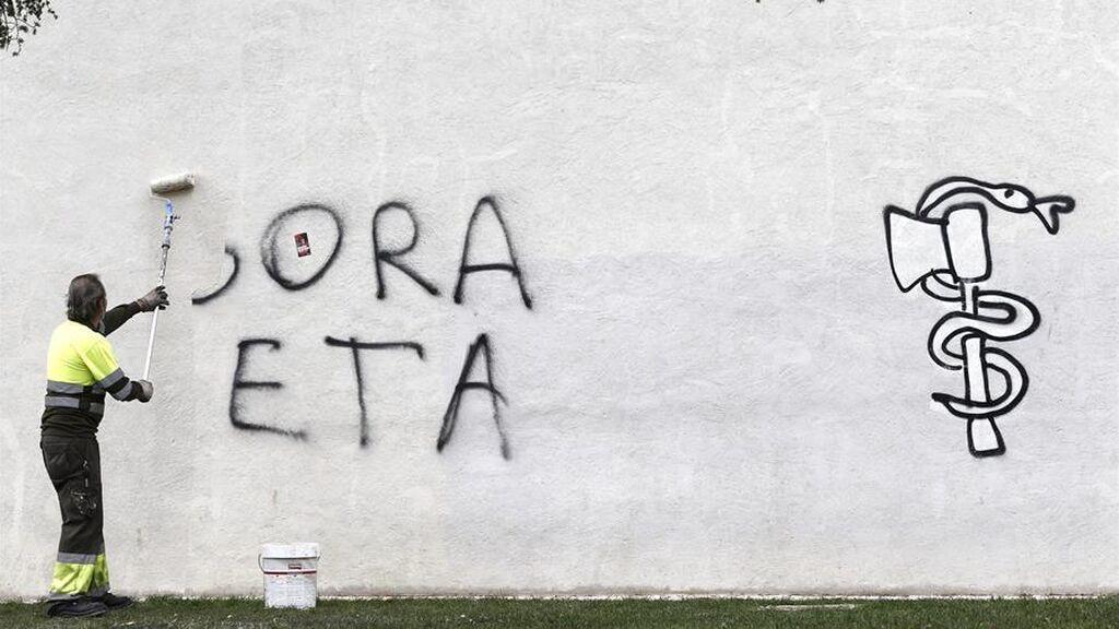 El PP condiciona una declaración que conmemora el fin de ETA a que se condene expresamente a la banda terrorista