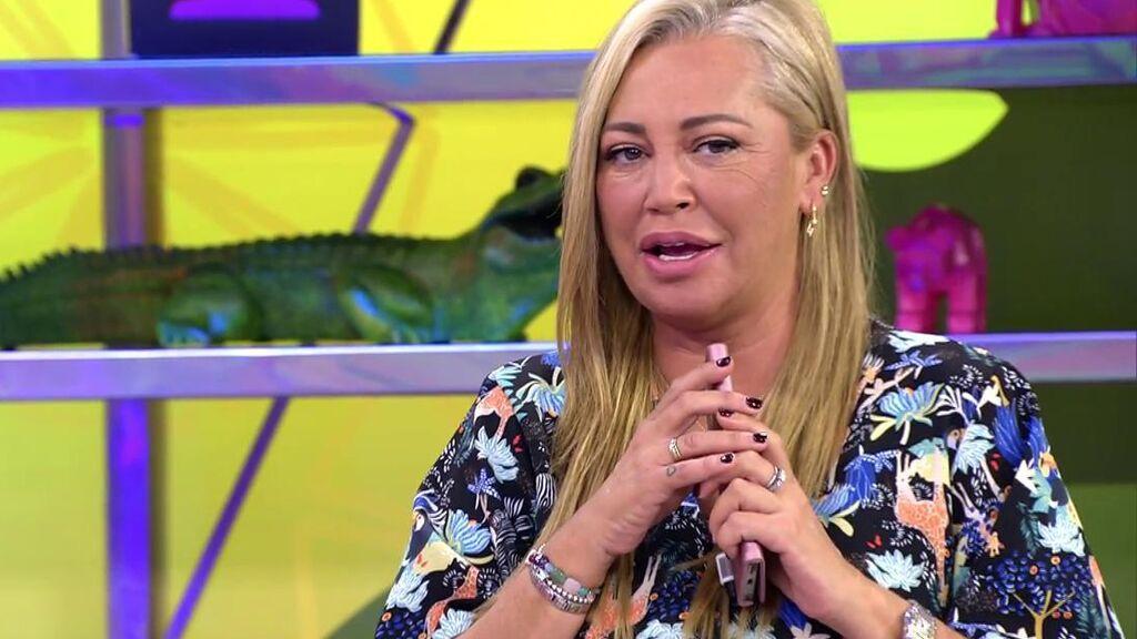 """Belén Esteban advierte ante la exclusiva de la persona de confianza de María Teresa Campos: """"No tenéis ni idea de lo que se avecina"""""""