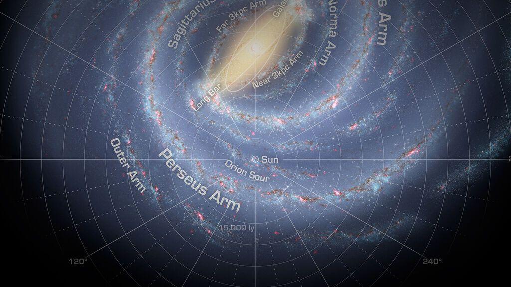 Una investigación sugiere que el sistema solar está rodeado por un túnel magnético