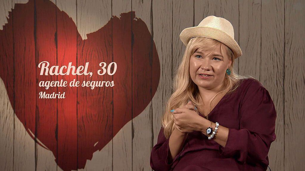 """Rachel: """"Soy como una gata madrileña, tengo siete vidas"""""""