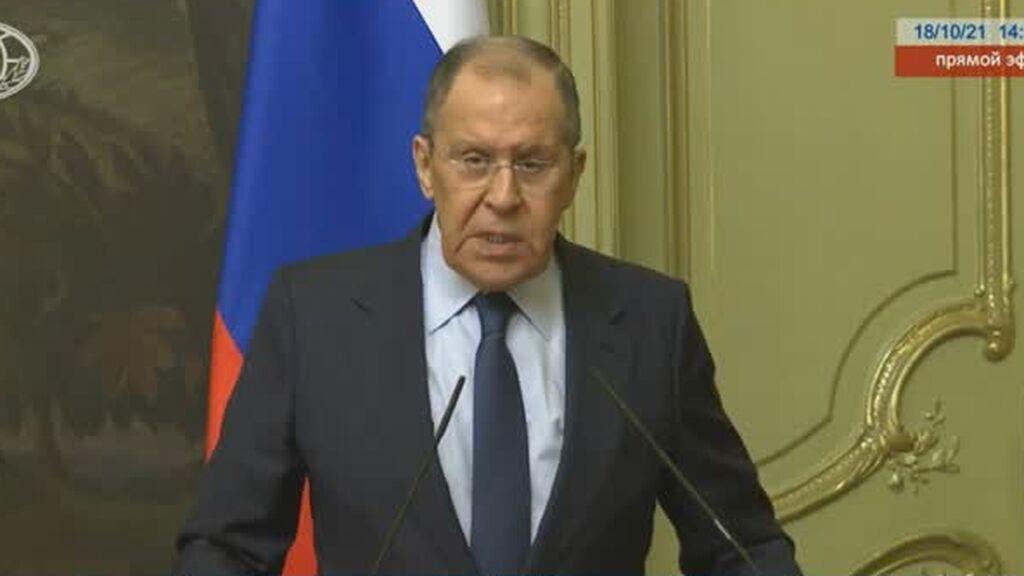 Rusia suspende relaciones con la OTAN