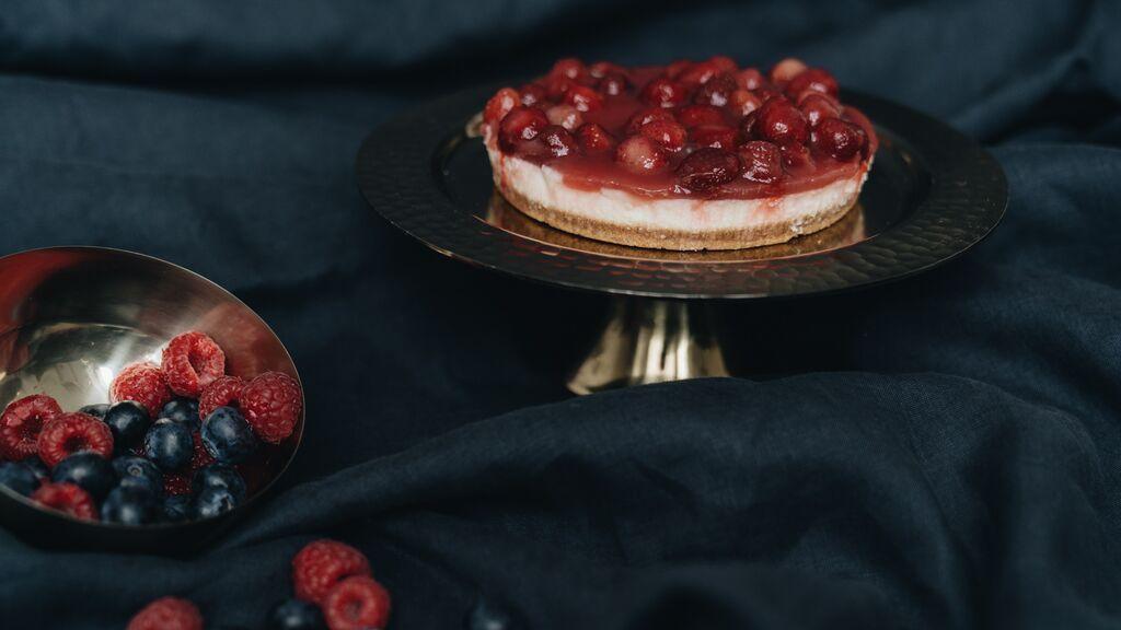 Recetas de tarta sin horno